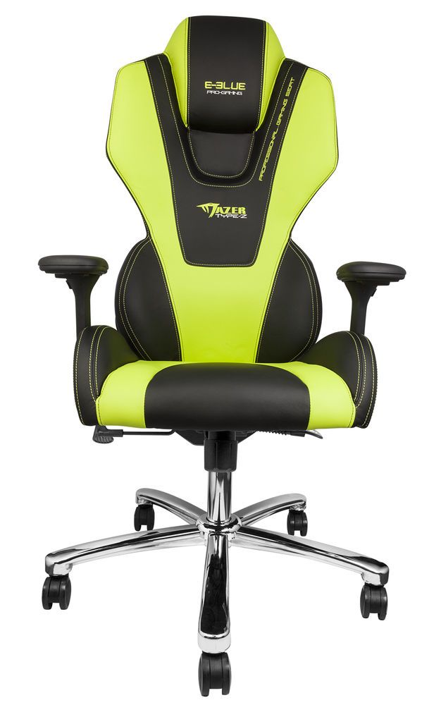 E Blue Mazer Pc Gaming Chair Racing Style High Back Computer Office Chairs Eblue Executivemanagerialchair