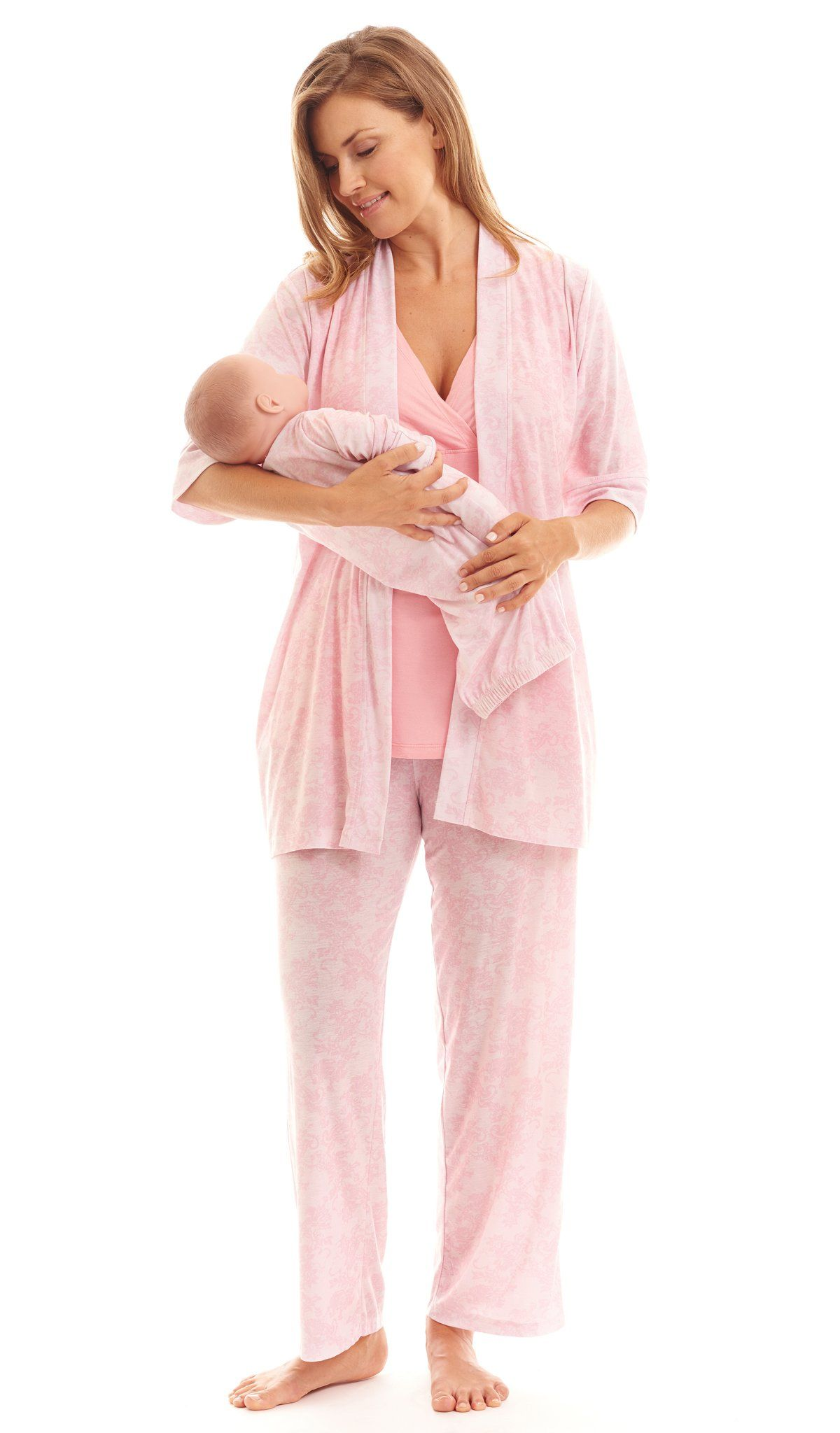 Analise 5-Piece Pink Chantilly
