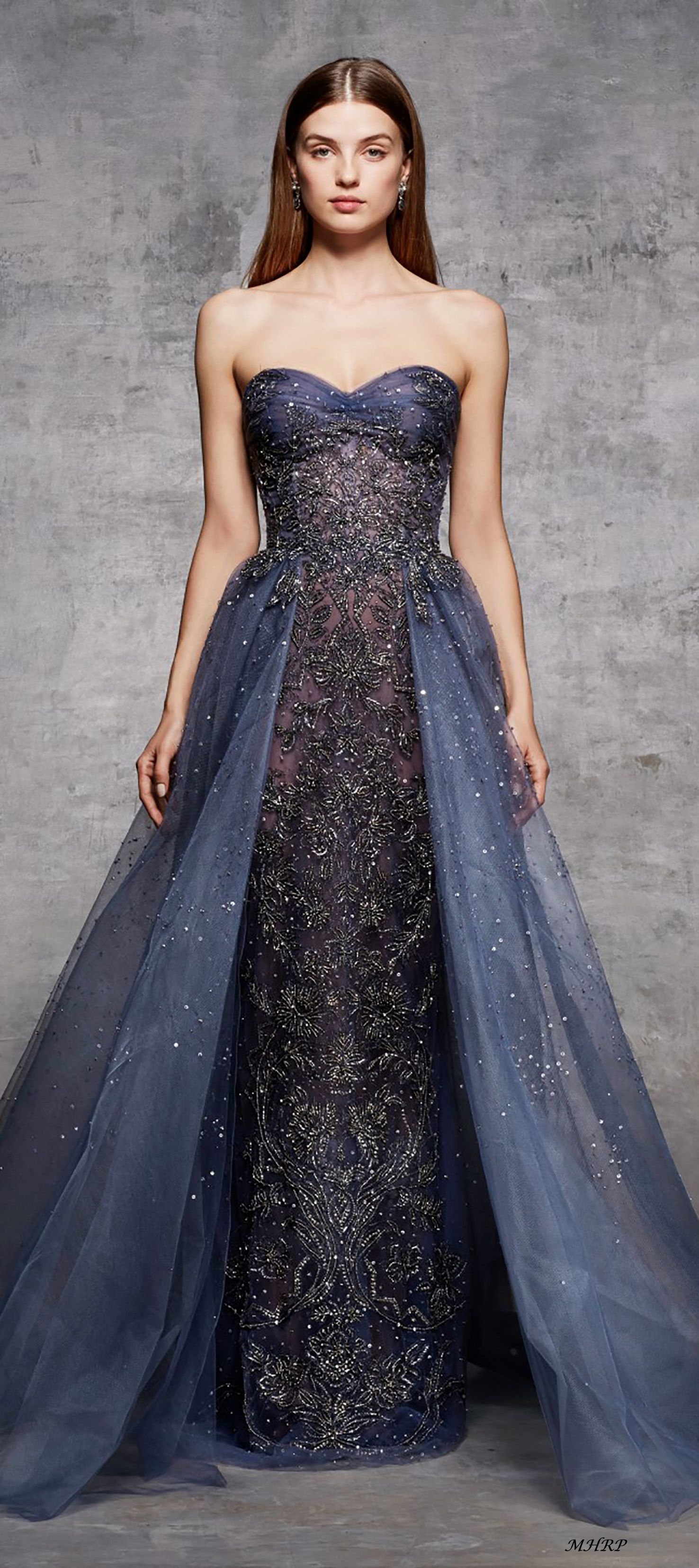 7b258f6e6ba Marchesa Pre-Fall 2018 - image pinned from marchesa.com | when I'm ...