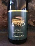 2013 Pinot Noir,