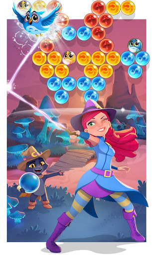 Bubble Witch 3 Saga 6 5 0 Apk Mod Obb Android Download Bubbles Candy Crush Saga Game Item