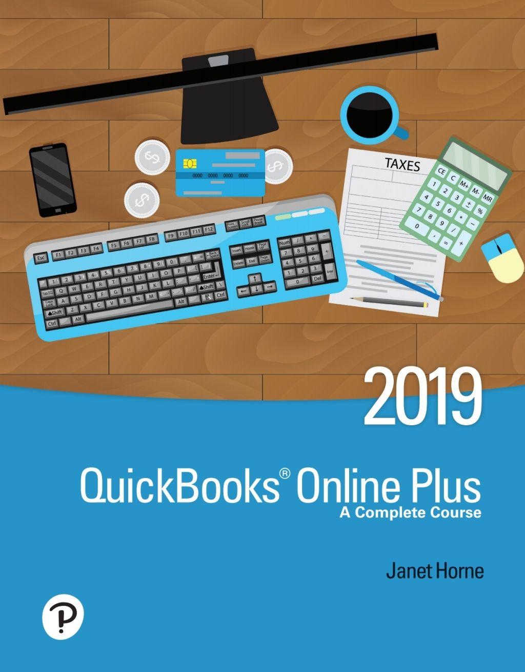 QuickBooks Online Plus (eBook Rental) Quickbooks online