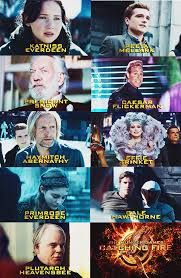 ...catching fire...