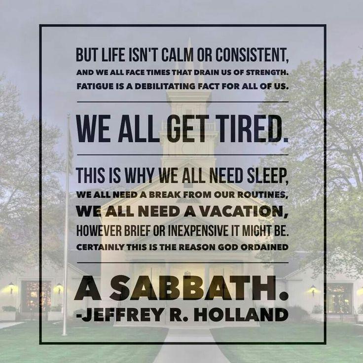 Joyful Sabbath