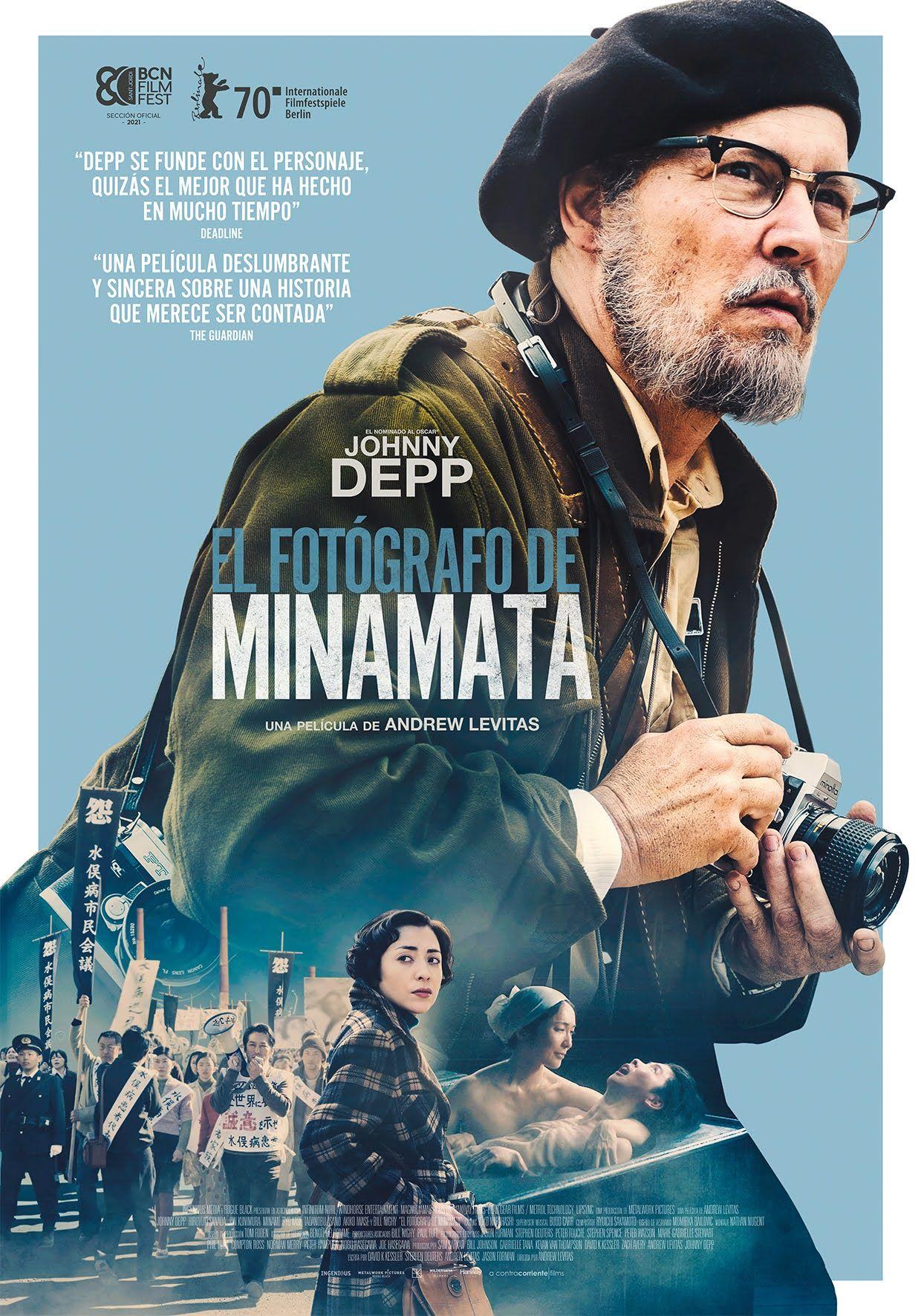 El Fotografo De Minamata En 2021 Johnny Depp Fotografo Fotografos