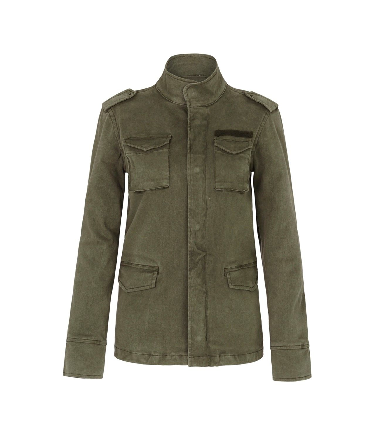 ARMY JACKET IN KHAKI Available at MODE SPORTIF