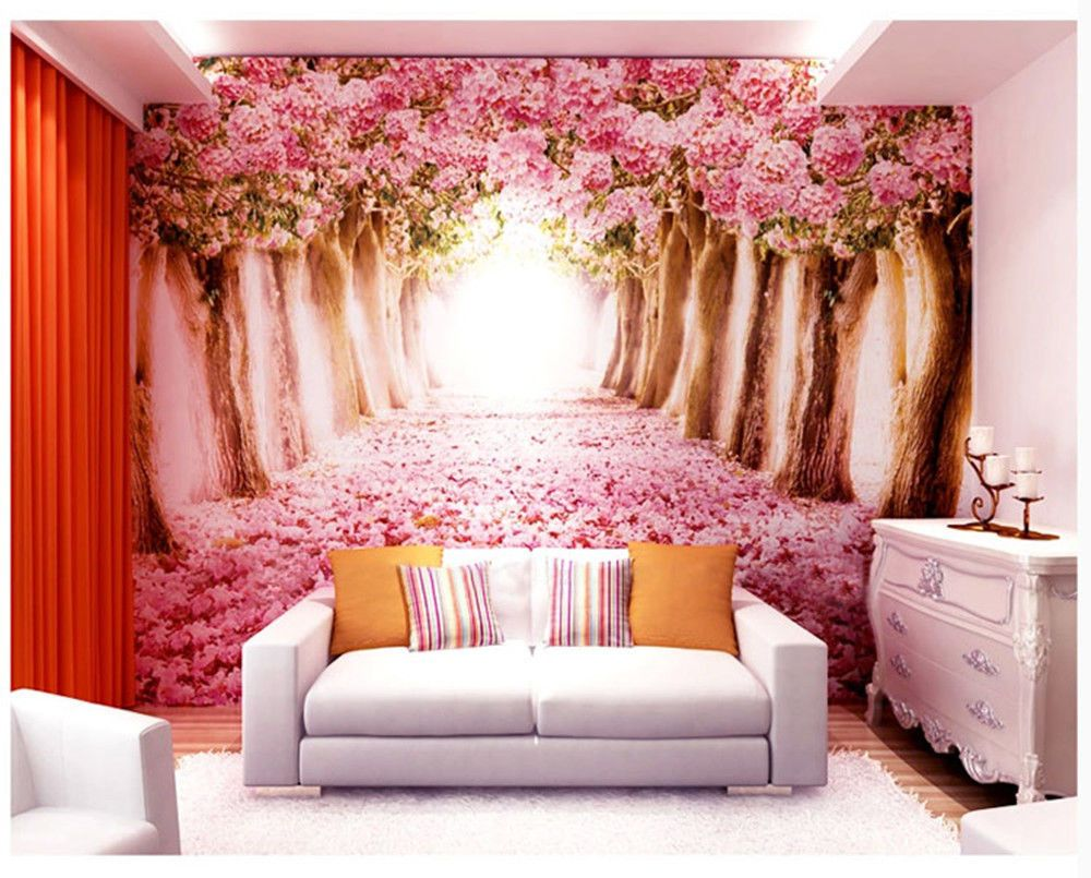 Best 3D Wallpaper Bedroom Mural Roll Modern Luxury Embossed 400 x 300
