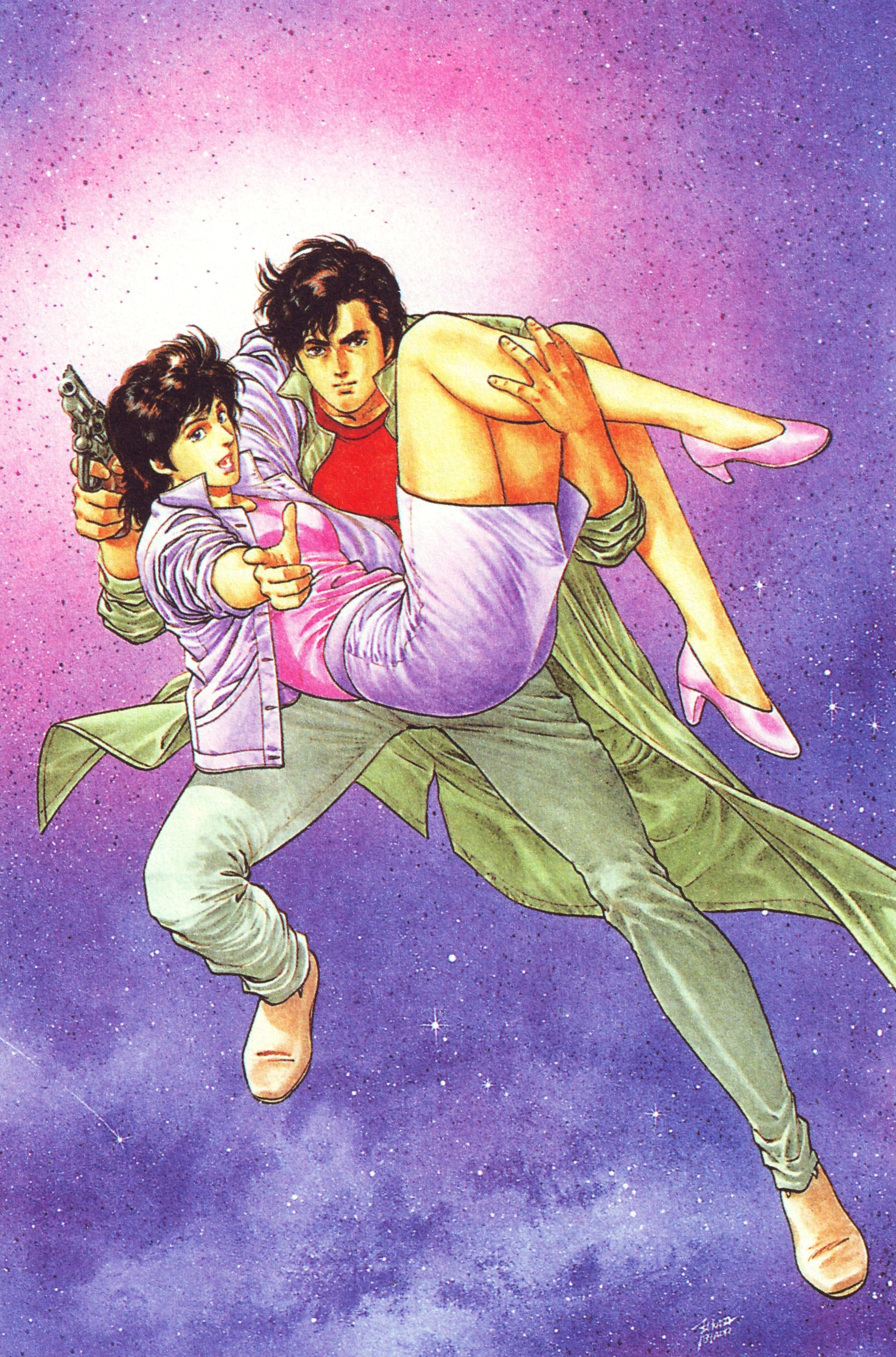 2800x4238 (56%) | Illustration manga, Dessin animé manga ...