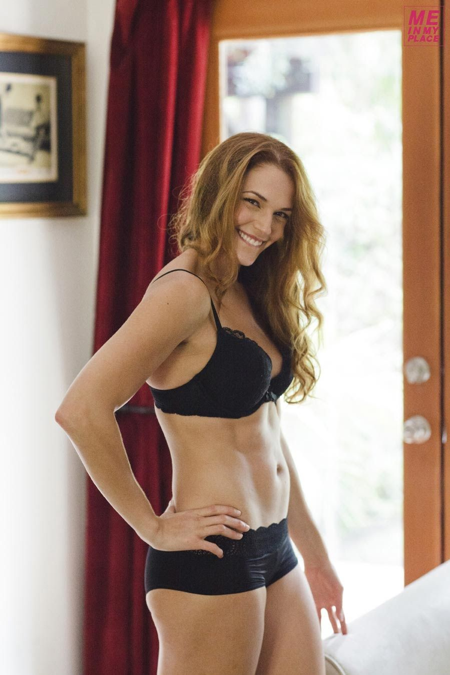 Maverikauv On Amanda Righetti Amanda Women