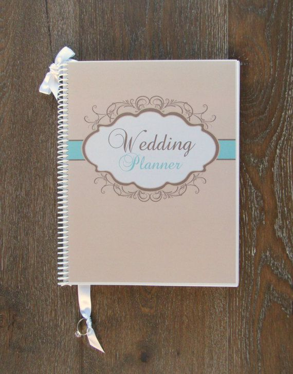 Wedding Planner and Organizer Sophia Cover by OrganizedBride | Wedding planner, Wedding planning ...