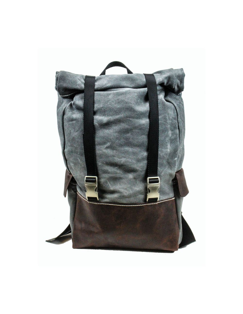 05199112560f0 This Backpack is indestructible. Made from waterproof 18oz Waxed Canvas
