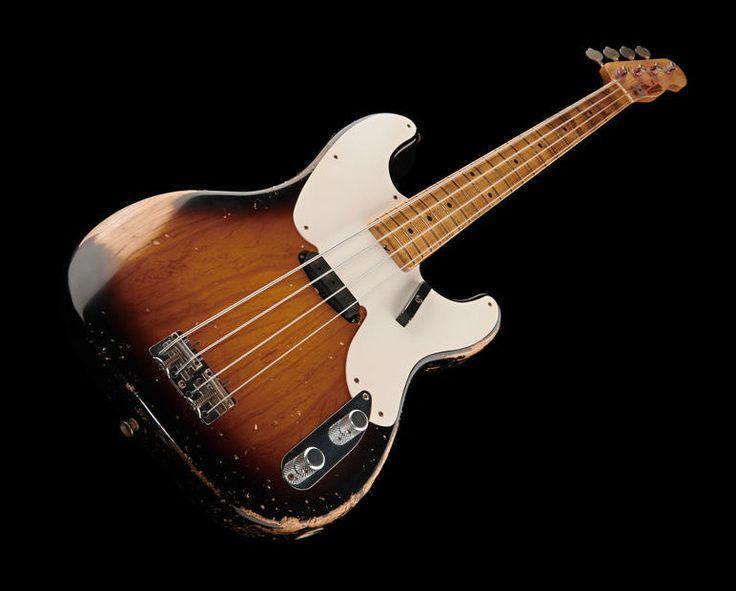 Fender 60th Ann  54 P-Bass MBGF - Thomann Ireland | Fender     | Bad