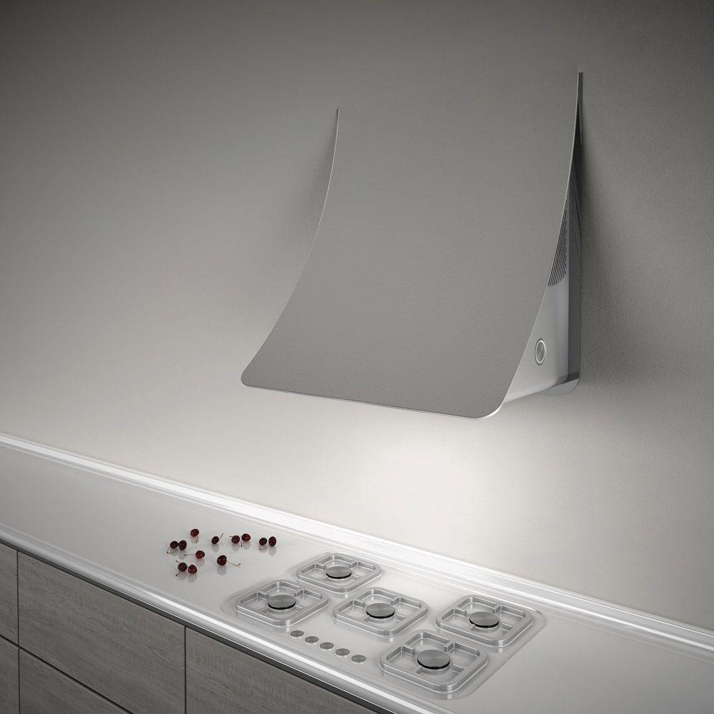 Cappe: Cappa Nuage da Elica | Design: Fabrizio Crisà | Anno: 2014 ...