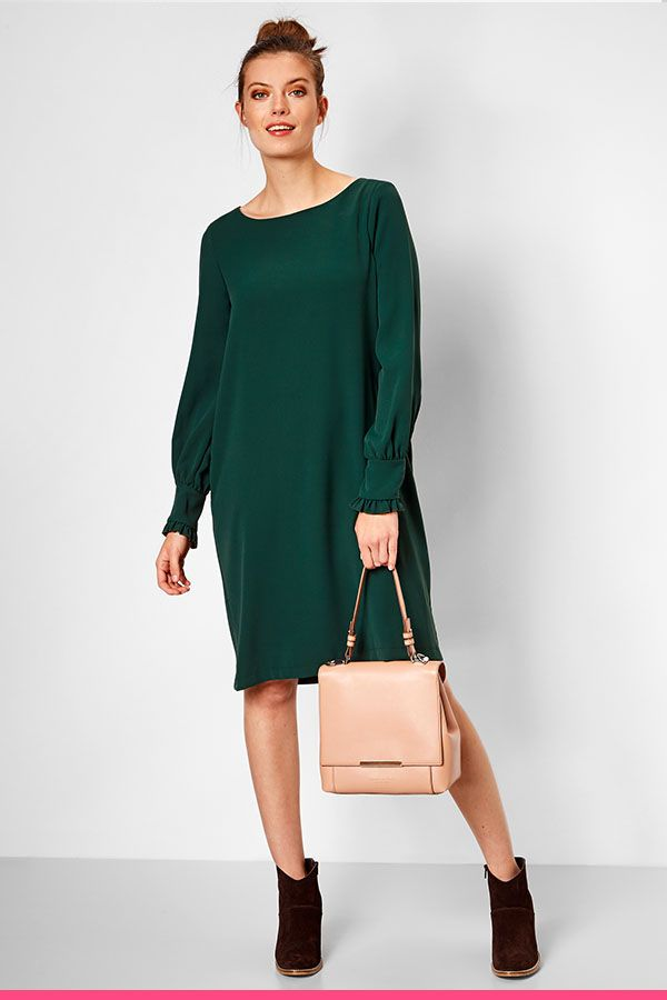 Photo of Grønn kjole