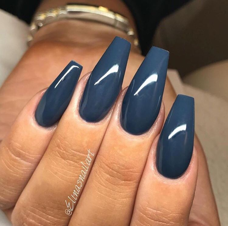 Pin By Michelle Mendoza On Claws Fall Acrylic Nails Best Acrylic Nails Coffin Nails Designs