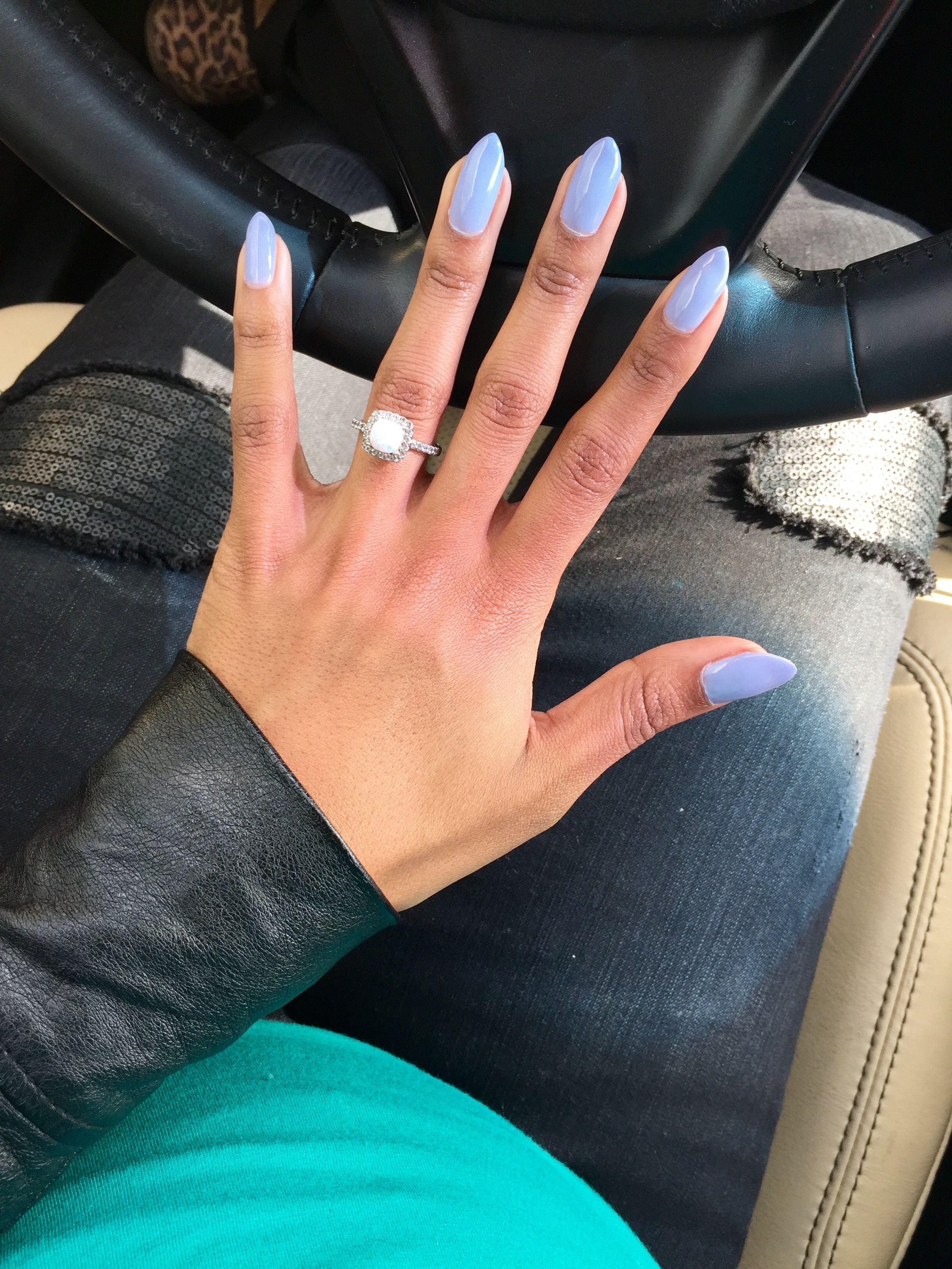 OPI You\'re Such A Budapest. Natural gel nails. Almond shape   Beauty ...