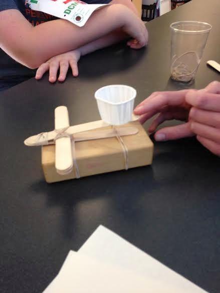 Stem Challenge Catapults Stem Science Stem Activities
