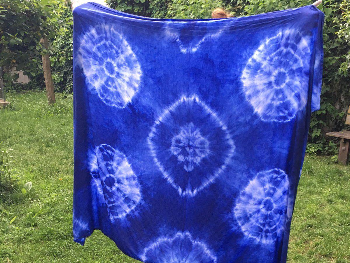 Batiken Die Einfachste Batik Anleitung Im Netz Batik Kleidung Batik Muster Und Batik
