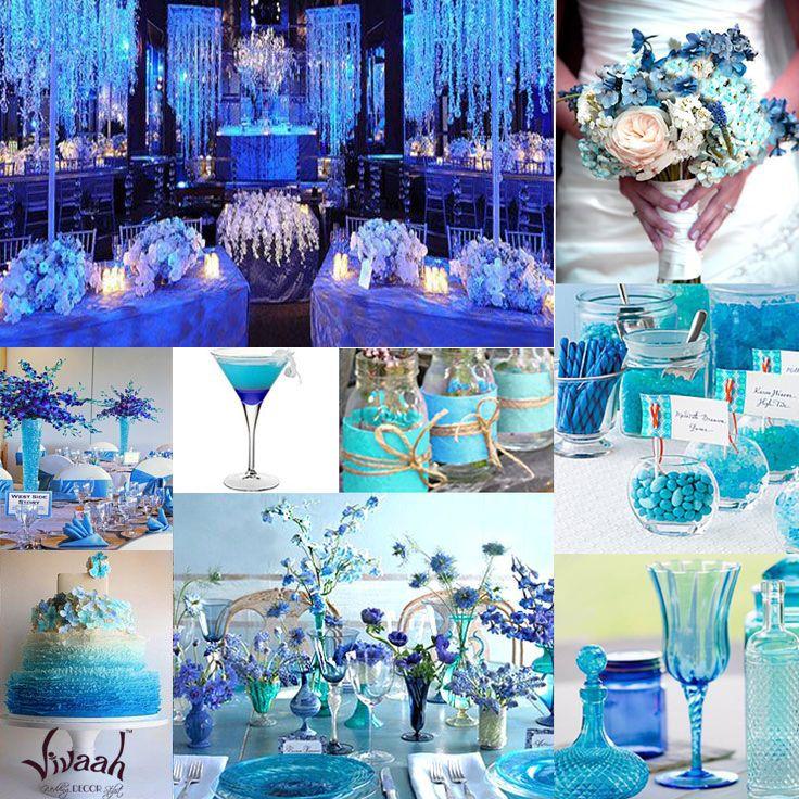 Turquoise # wedding color theme - The Perfect wedding theme ...