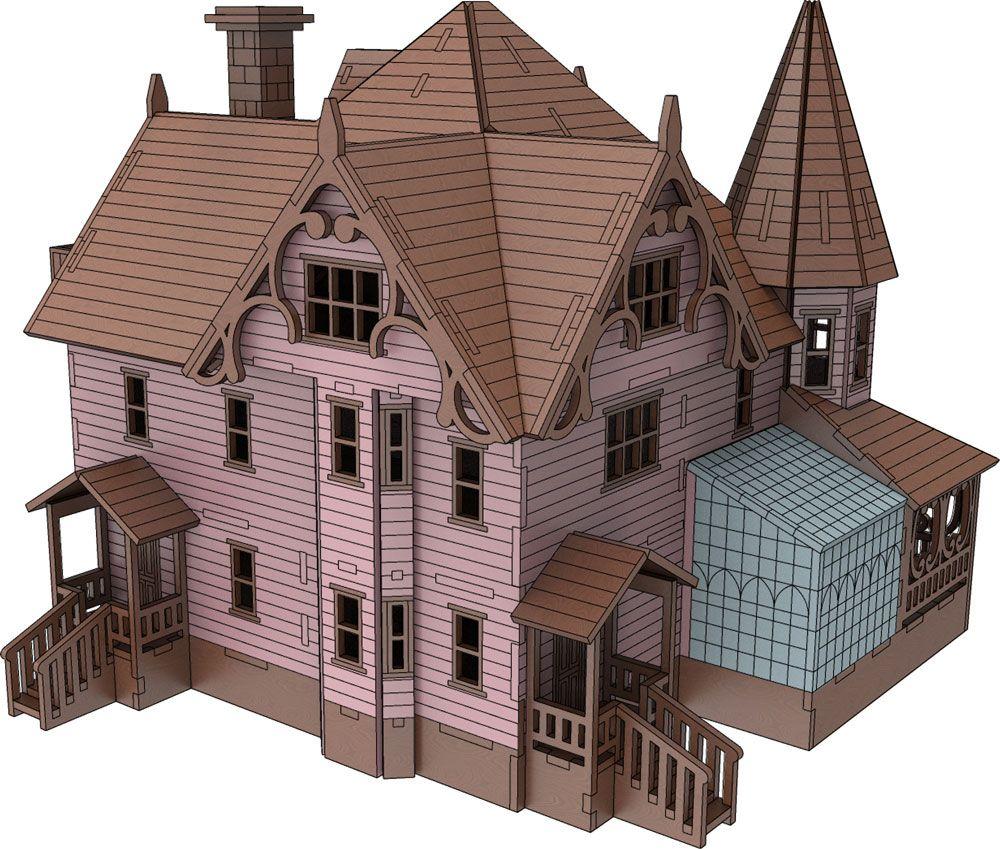 Pink Palace Coraline House Pink Palace Coraline Palace