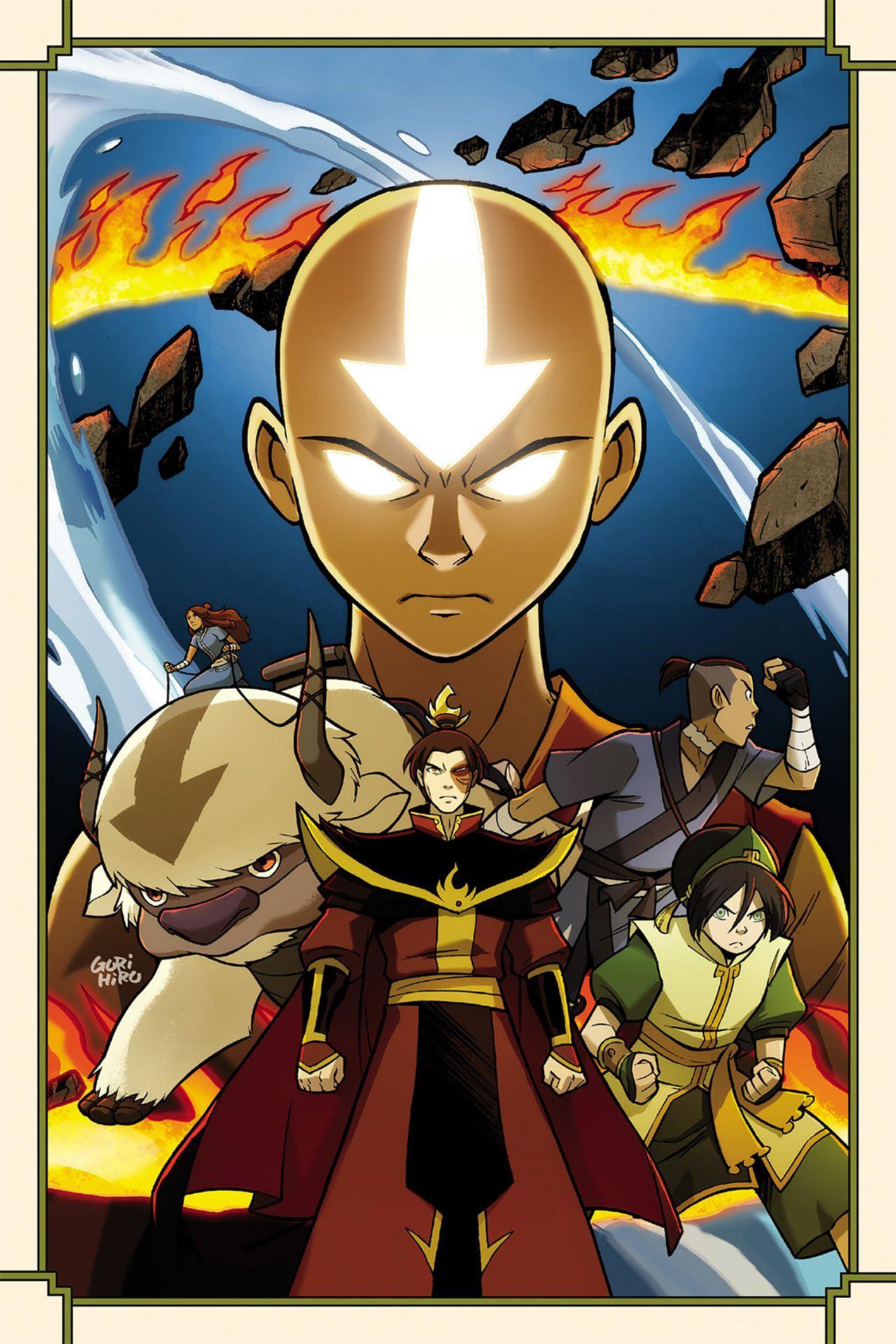 A Promessa Avatar Aang