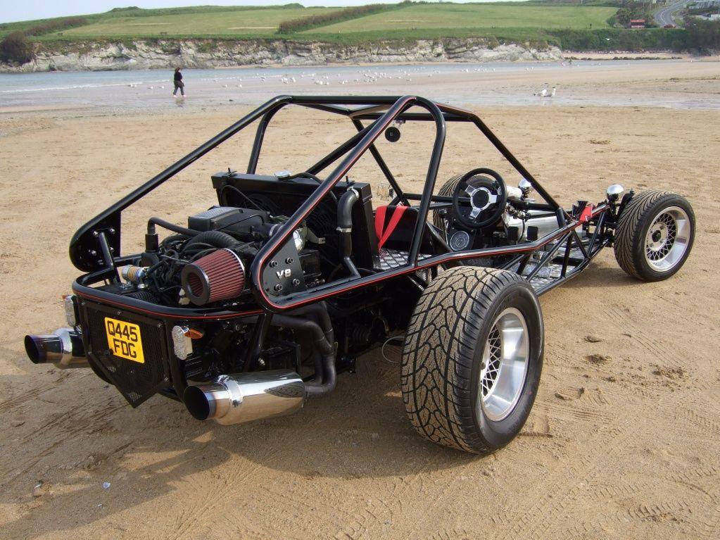 3.5 v8 fugitive sand rail Sand rail, Dune buggy, Beach buggy