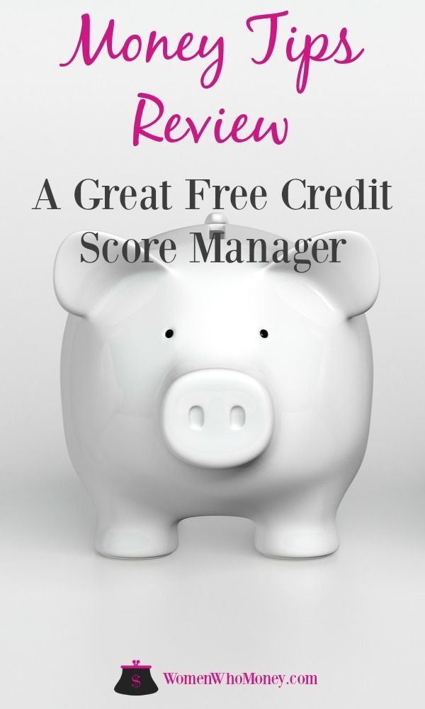 MoneyTips Review A Terrific Free Credit Score Manager