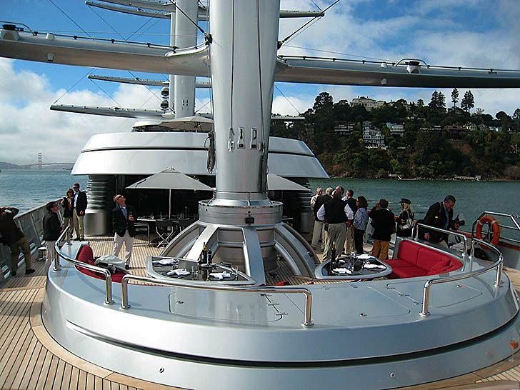 Maltese Falcon Sailing Yacht Super Yachts Yacht Sailing Yacht