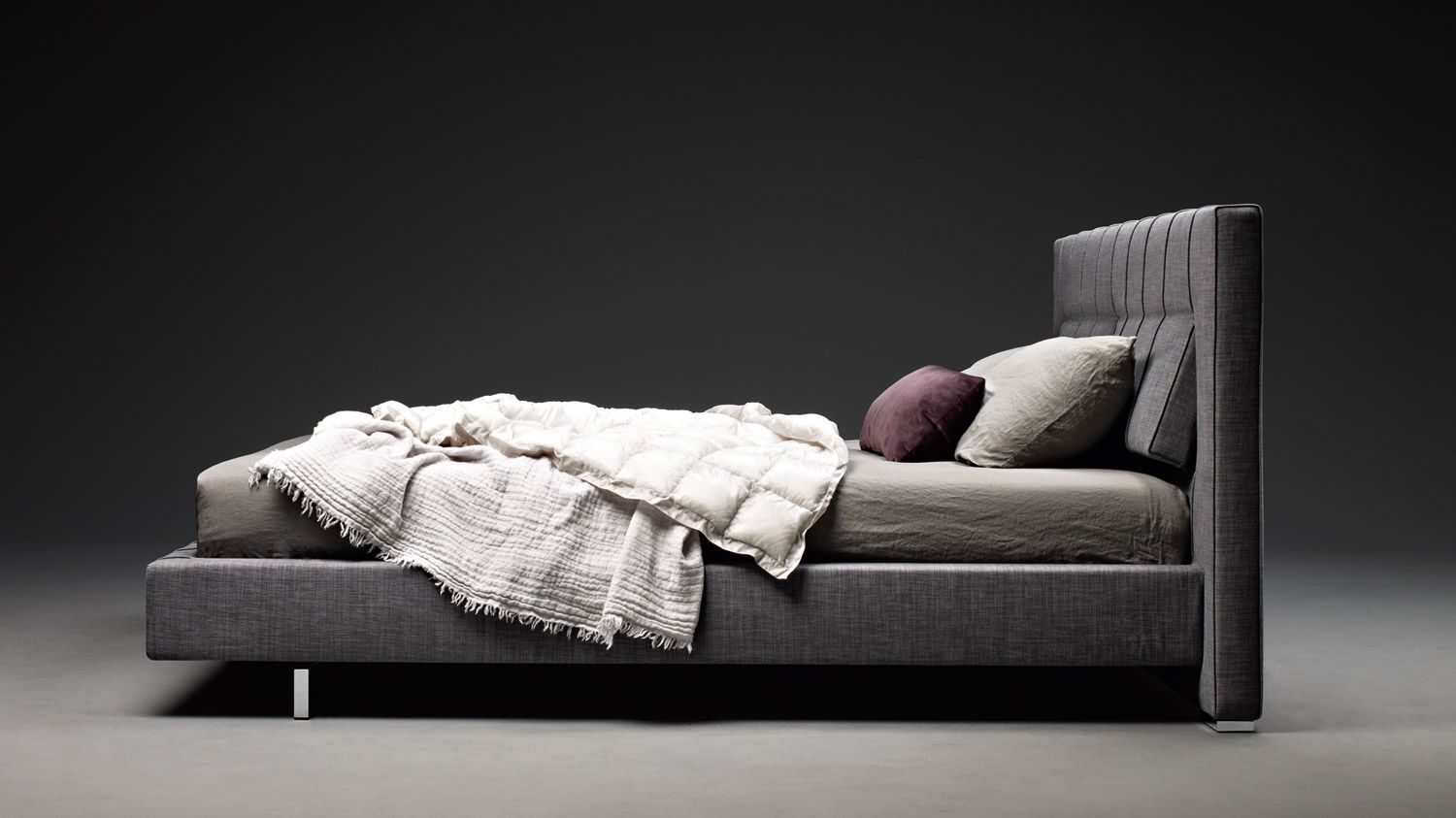 Wave chaise bed price - High Wave Bed By Molteni C Via Designresource Co