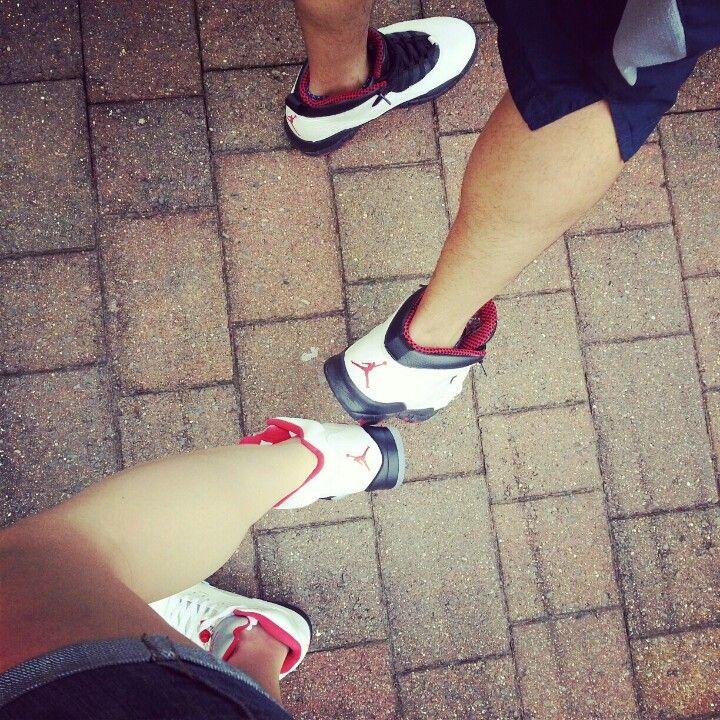 Air jordan for his and her | Sneaker
