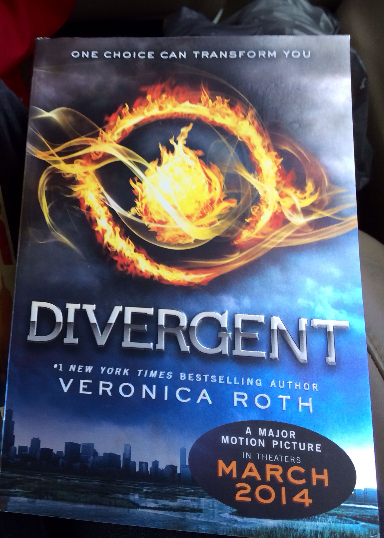 Divergent divergent book divergent book series divergent