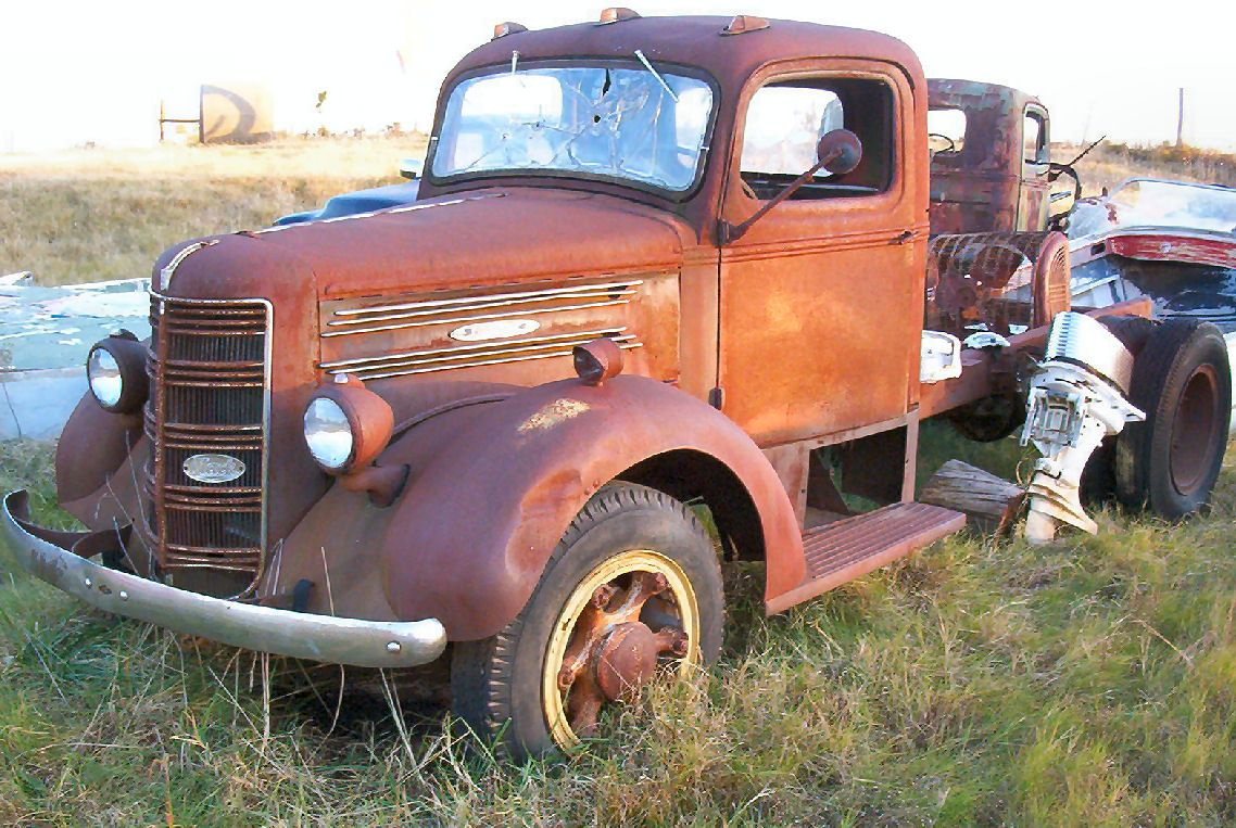 vintage trucks | Car Ranch, Like No Other Place On Earth! Classic ...