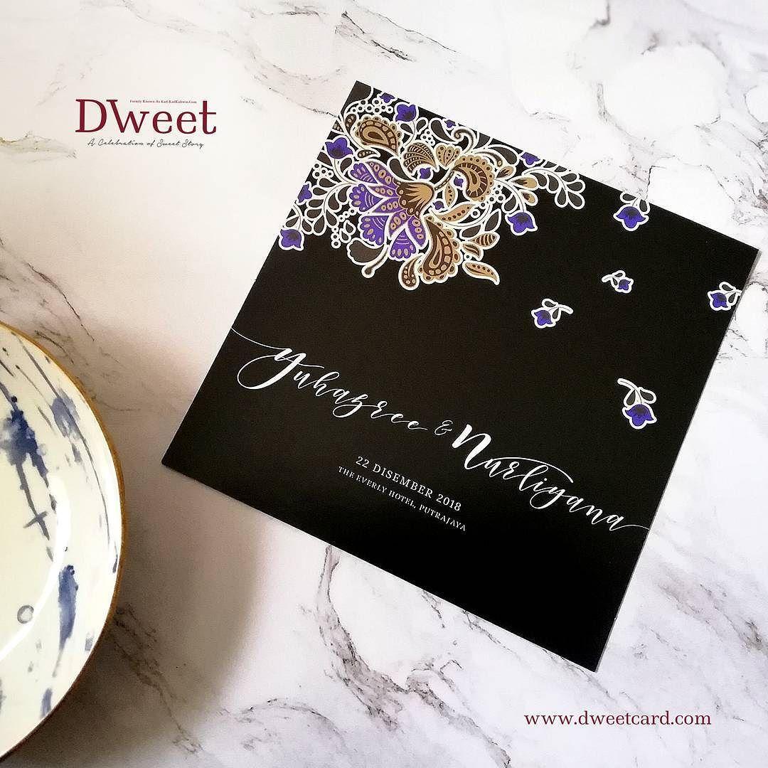 New Design Royal Batik 06 Untuk Mendapat Penerangan Lebih Lanjut Mengenai Produk Atau Sebarang Promosi Dari Kami Kad Kahwin Instagram Posts Bandar Baru Bangi