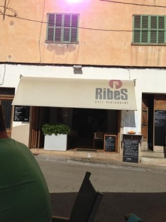 restaurant ribes in puerto soller - Google Search