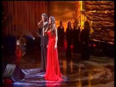 Canto Della Terra Sarah Brightman Andrea Bocelli Sarah