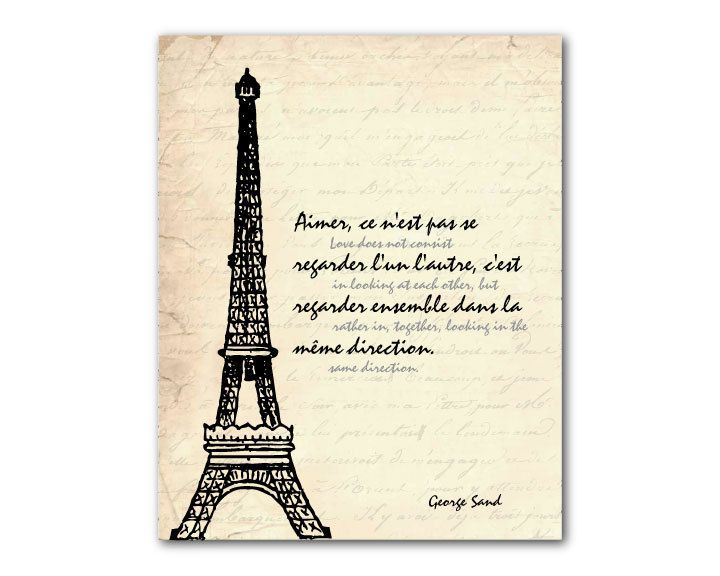 Quotes In French About Love With English Translation Image