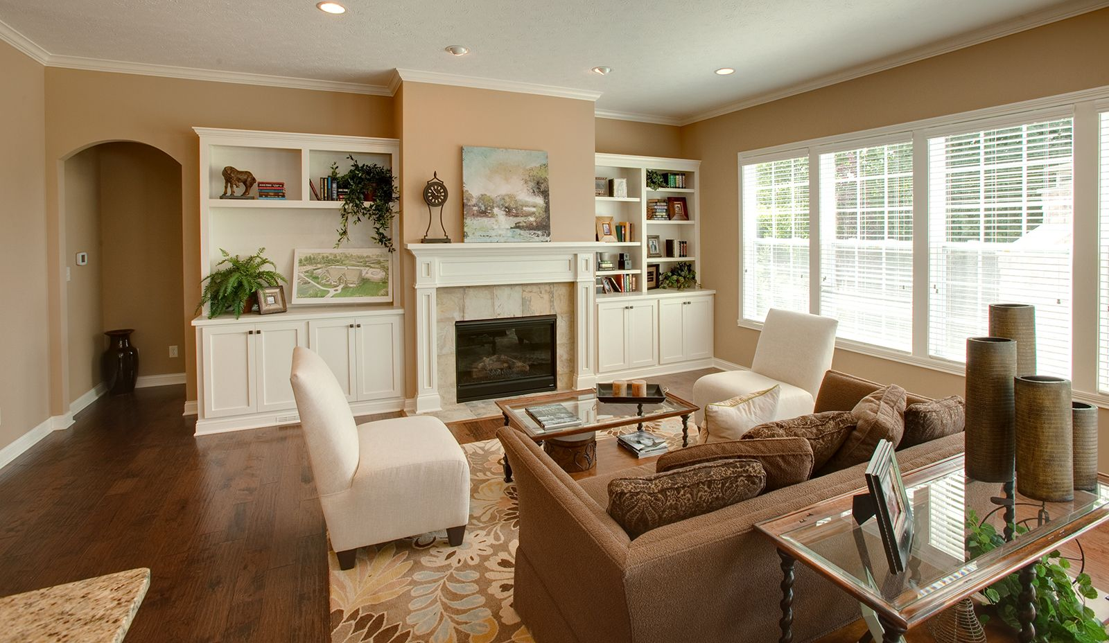 Fireplaces | Remodel Ideas | Custom Home Designs | Indianapolis ...