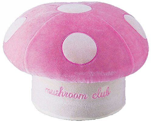 Kinoko Mini Chair Zaisu Tatami Floor Chair Pink
