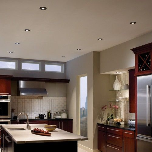 The 3 Led Low Profile Downlight Trim