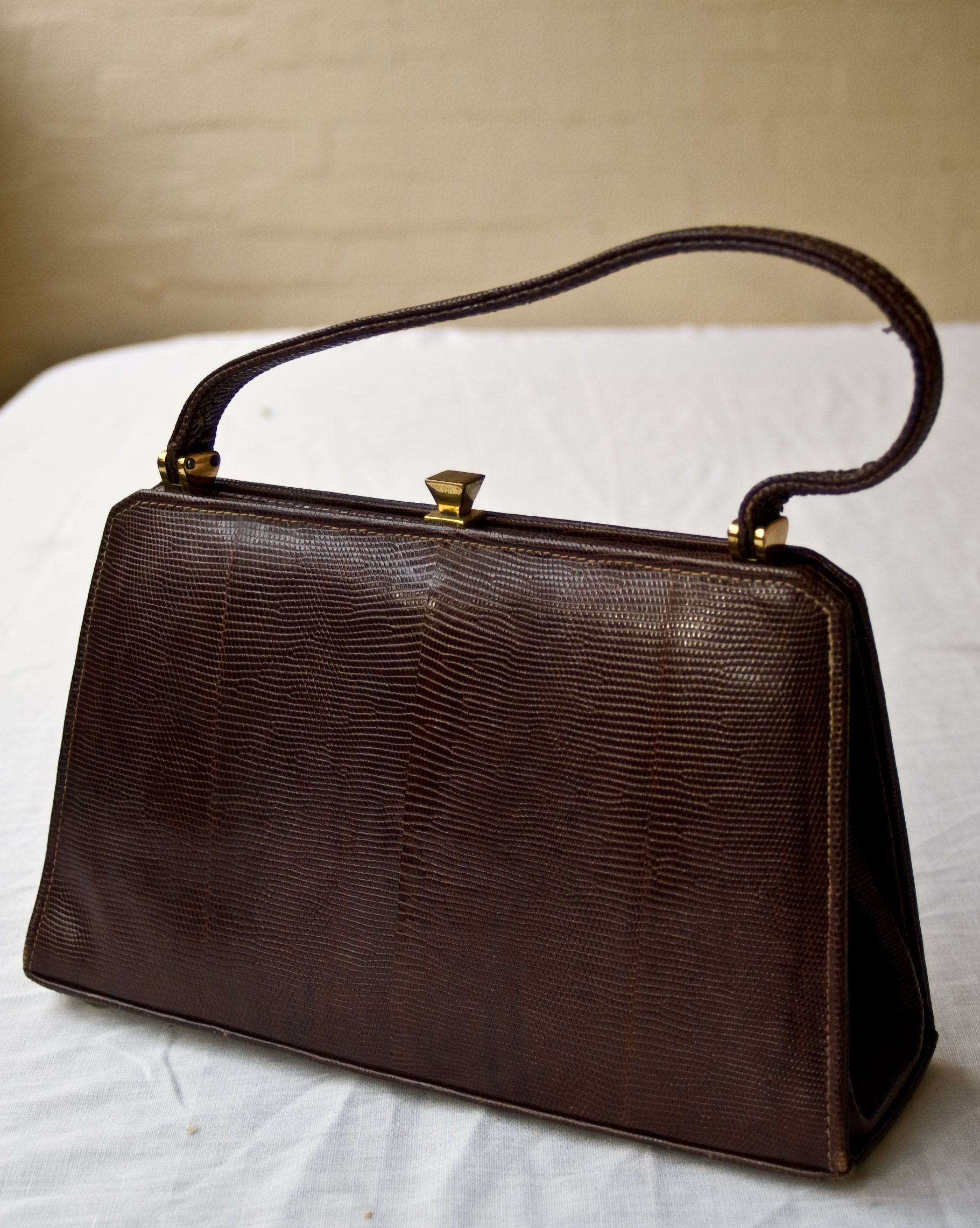 1940s Handbag A Has To Own One If She Is Vintage