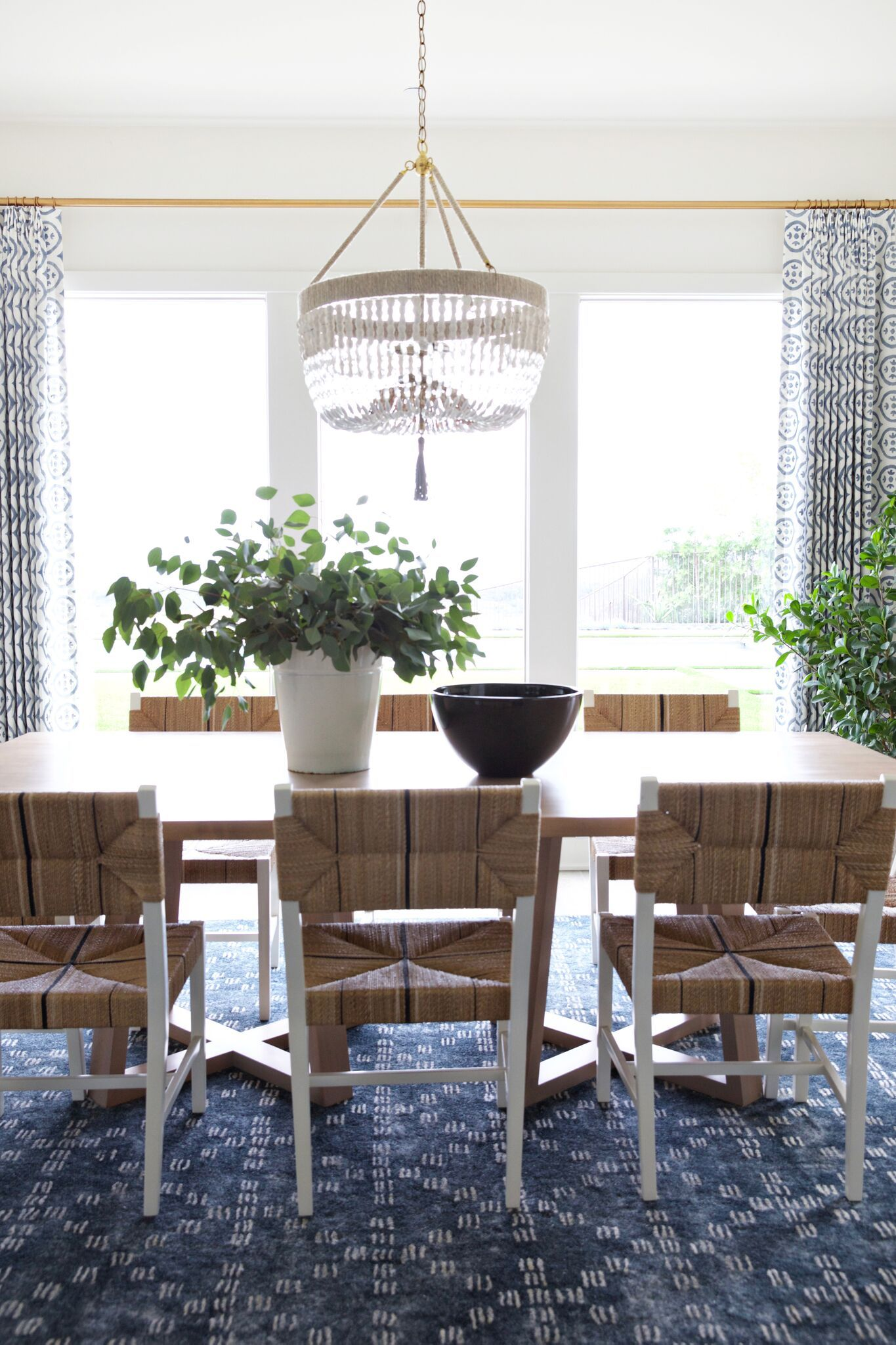 Sc Modern Coastal Photo Tour With Images Dining Room Decor