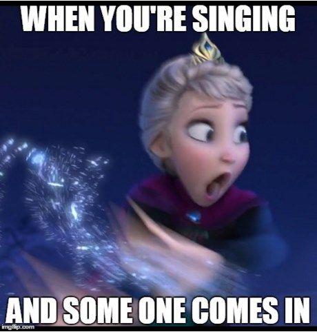 Every time! Frozen Elsa Memes Humor
