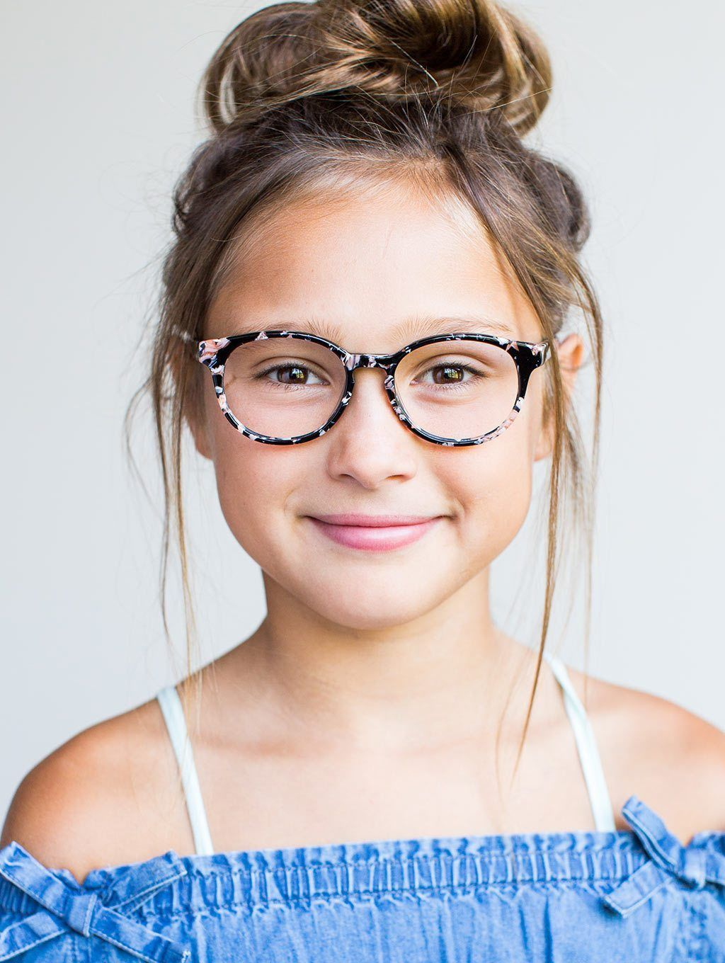 5052c939eea Limited Edition Kids Glasses    The Paige Midnight Peony