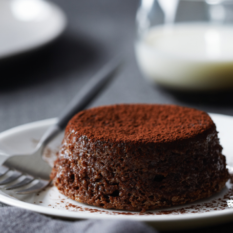Flourless chocolate pudding cake recipe