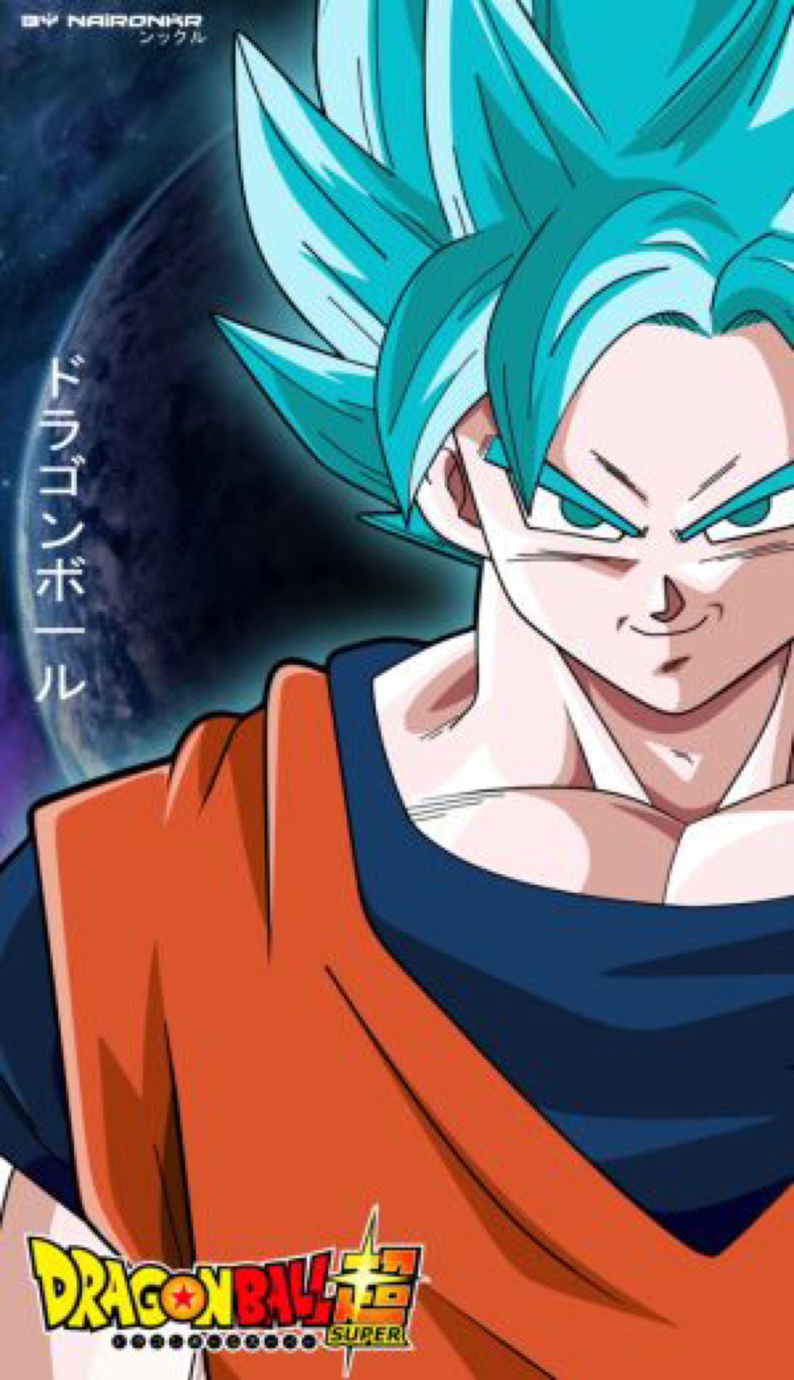 Goku Super Saiyajin Blue Posters By Naironkr On Deviantart Dragon Ball Super Goku Dragon Ball Art Blue Poster Dragon ball z goku blue moon
