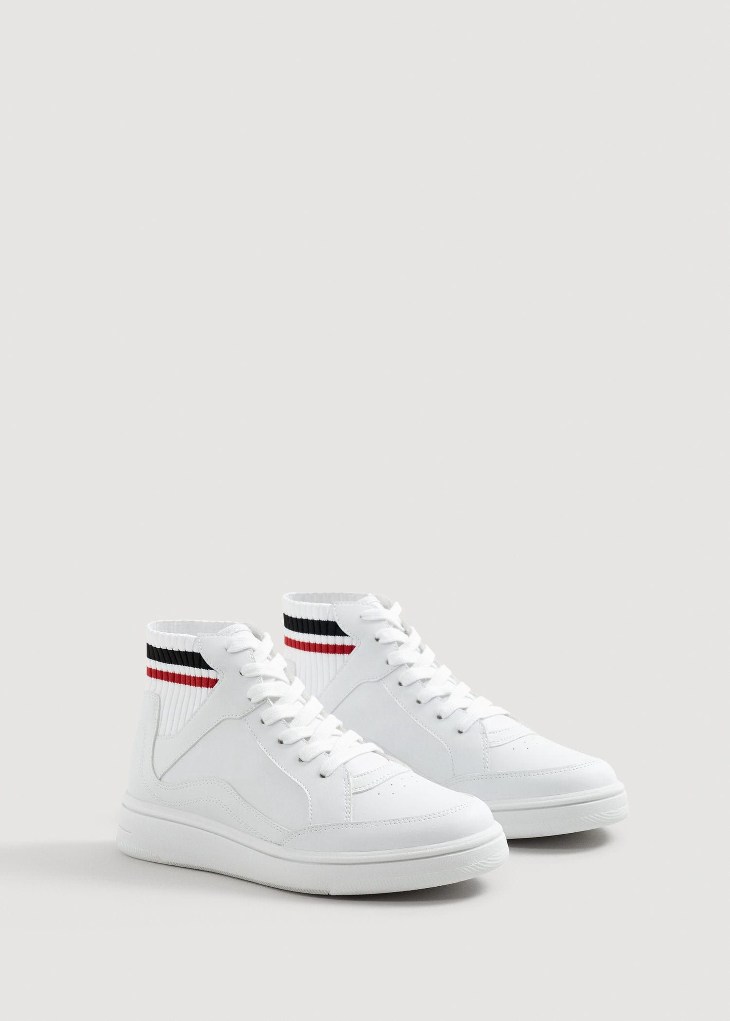 Mango Sock Sneakers - 6  b7ad33059