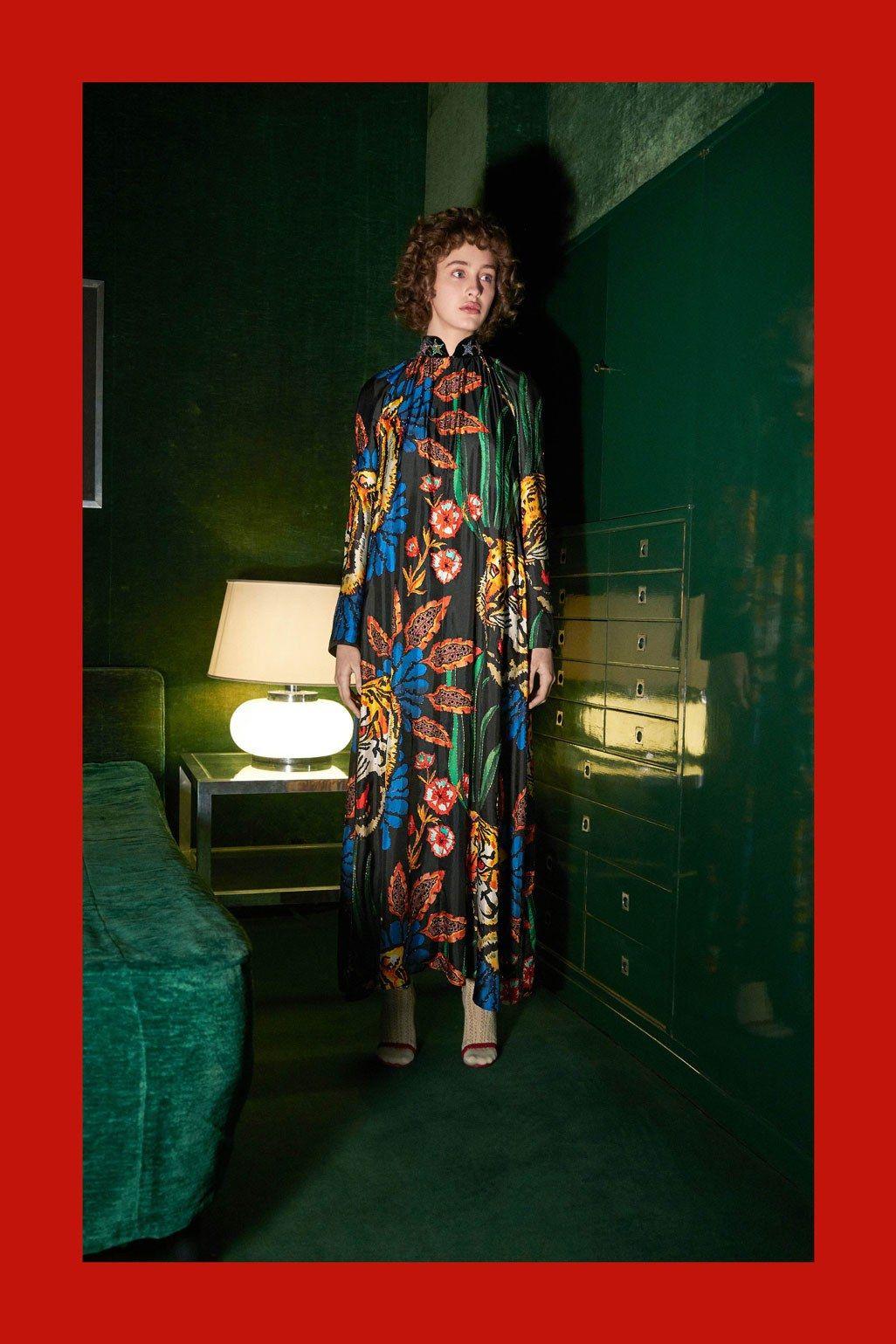 4da42ce7 Gucci Pre-Fall 2018 Fashion Show | Things to Wear | Autumn fashion ...