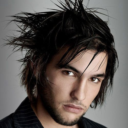 Short Emo Haircuts For Guys | Emo Haircuts for Men | Pinterest | Emo ...