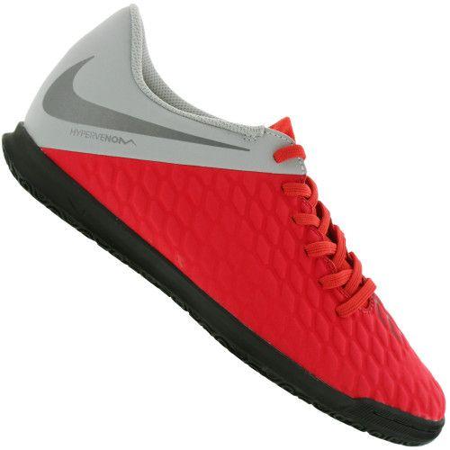 81fc403f045c0 Chuteira Futsal Nike Hypervenom Phantom X 3 Club IC - Adulto ...
