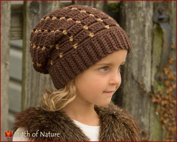 f086b3a50a4 Crochet PATTERN - The Concord Beanie
